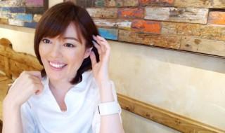 モデル・羽舞咲さんのインタビュー