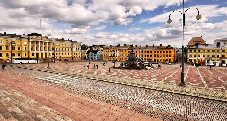 北欧の風景