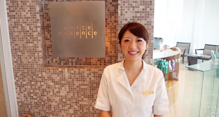 ホワイトエッセンスの歯科医師・安部美紀先生