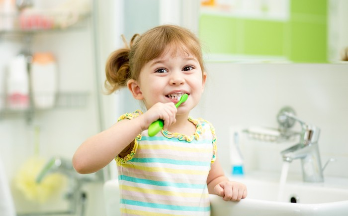 歯ブラシの磨き方